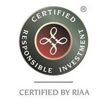 Certified responsible investment (RIAA)